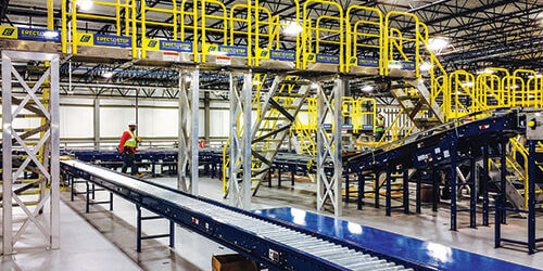 manufacturing work platforms